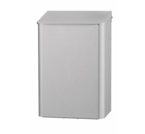 MediQo-line Waste bin 6 liters aluminum