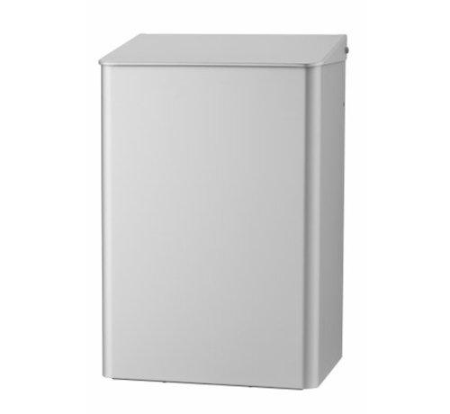 MediQo-line Poubelle 15 litres en aluminium