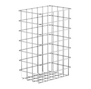 MediQo-line Wastable basket of stainless steel 25 liters