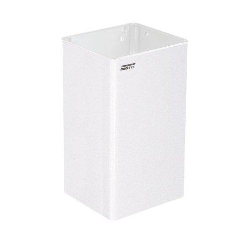 Mediclinics Waste bin open 65 liters white