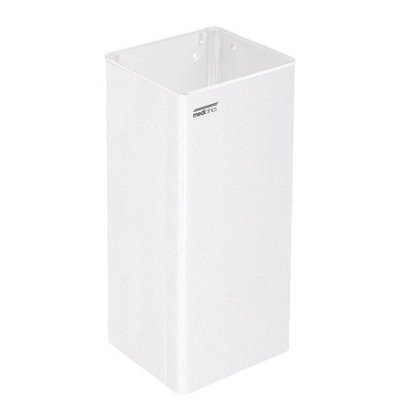 Mediclinics Waste bin open 80 liters white