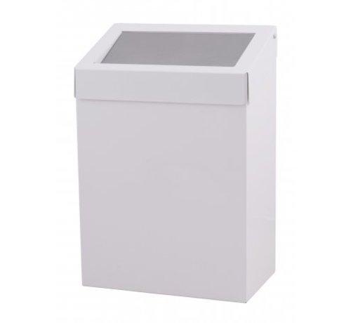 Dutch Bins Waste bin 20 liters white