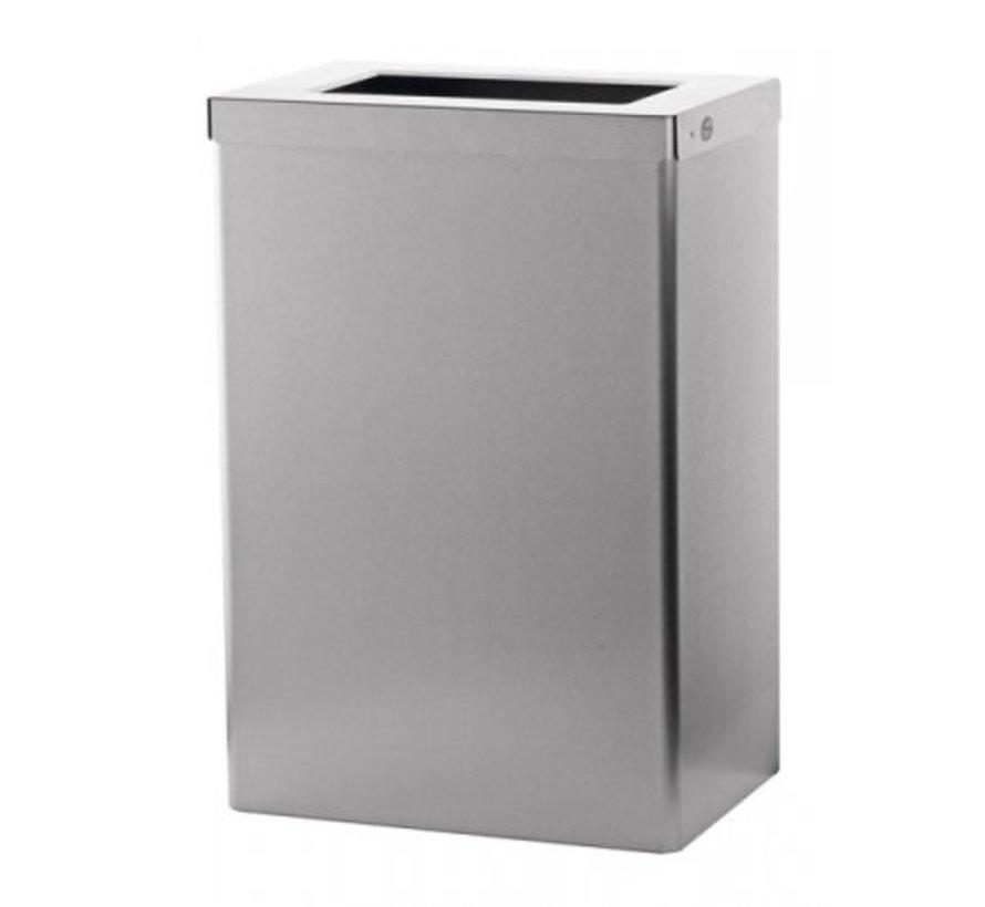 Waste bin open 50 liters
