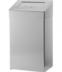 SanTRAL Afvalbak gesloten 50 liter