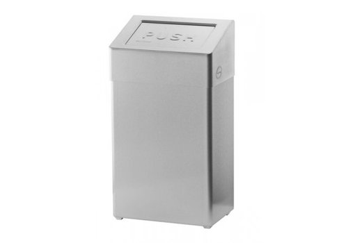 SanTRAL Afvalbak gesloten 18 liter
