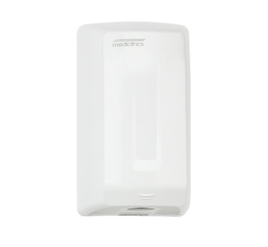 Hand dryer automatically white