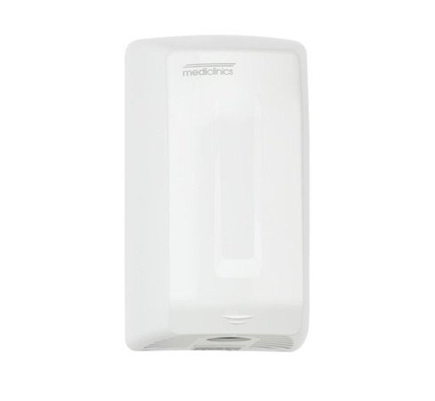 Sèche-mains automatiquement blanc