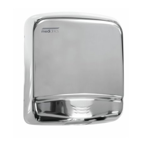 Mediclinics Hand dryer high gloss automatic