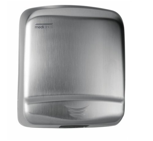 Mediclinics Hand dryer RVS automatic