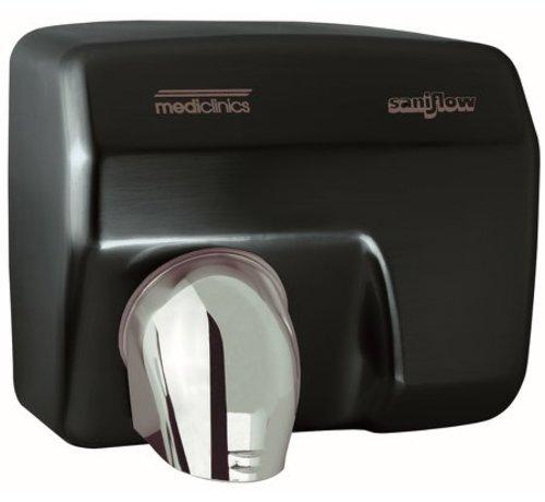 Mediclinics Handendroger zwart automatisch