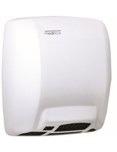 Mediclinics Hand dryer white automatically