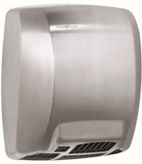 Mediclinics Hand dryer RVS automatic