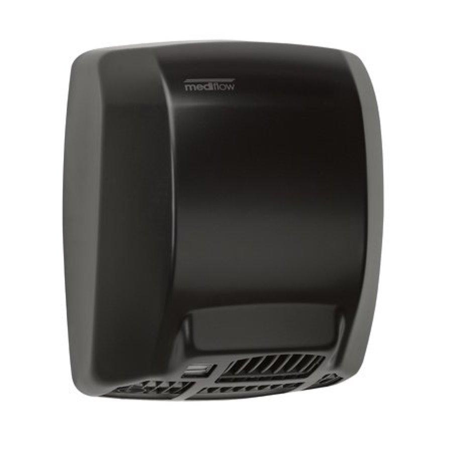 Hand dryer black automatically-1