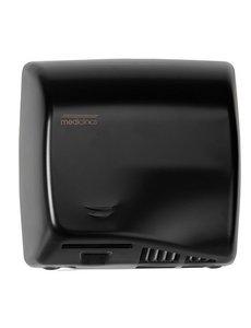 Mediclinics Hand dryer black automatically