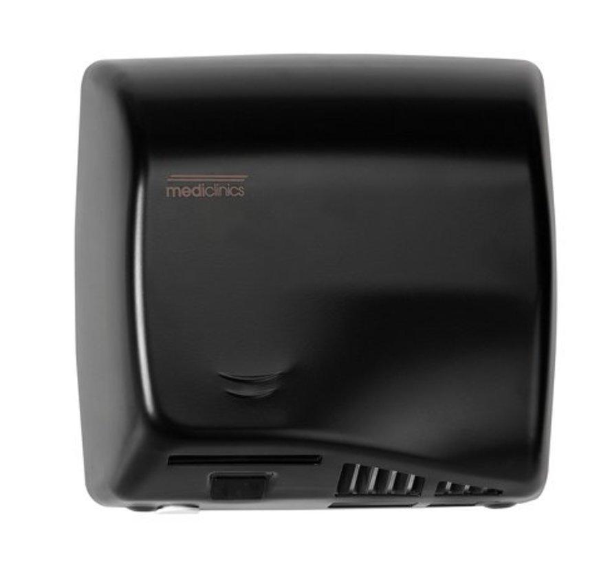 Hand dryer black automatically