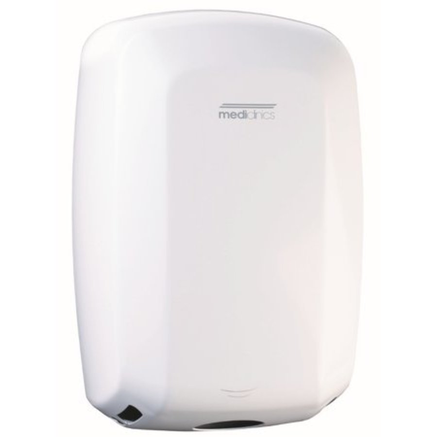 Hand dryer white automatically-1