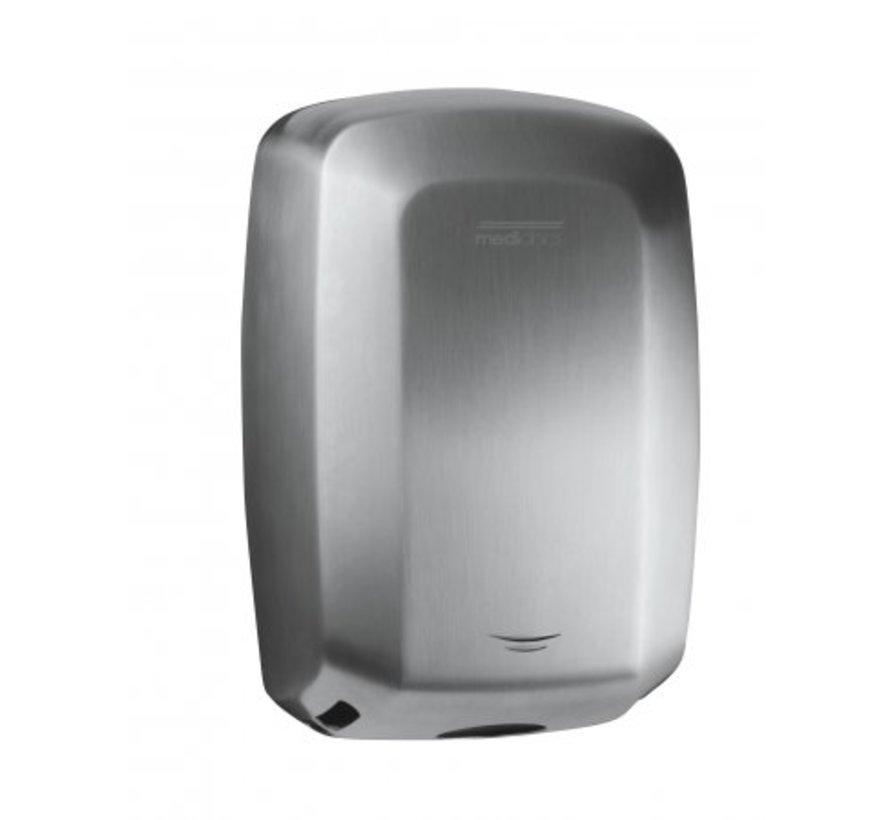 Sèche-mains RVS automatique