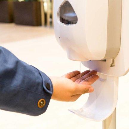 Distributeurs de savon