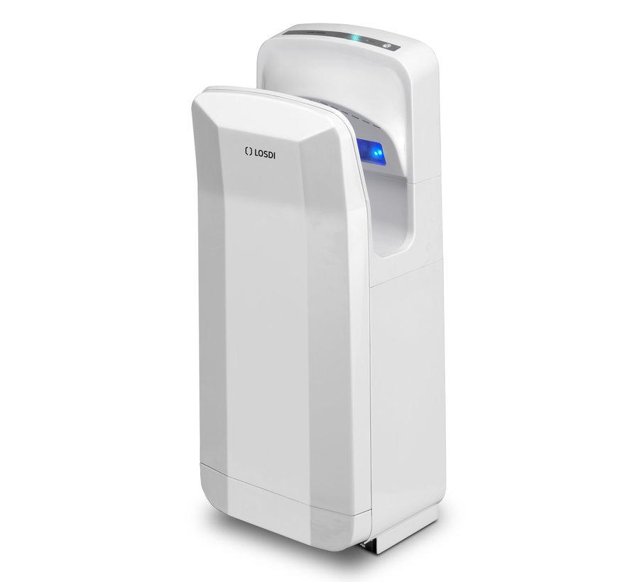 Elegance white hand dryer