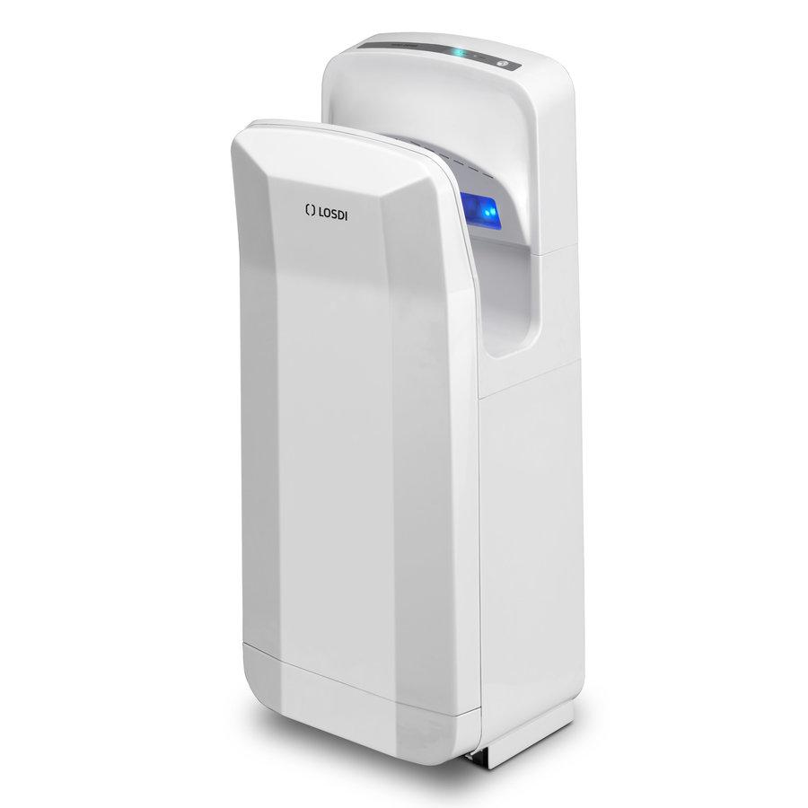 Elegance silver/grey hand dryer-2