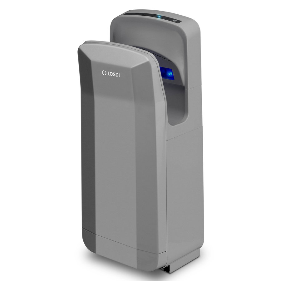Elegance grey hand dryer-1
