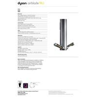 thumb-Airblade 9kJ - HU03hand dryer-7