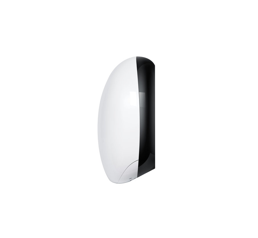 Pebble hand dryer pearl white