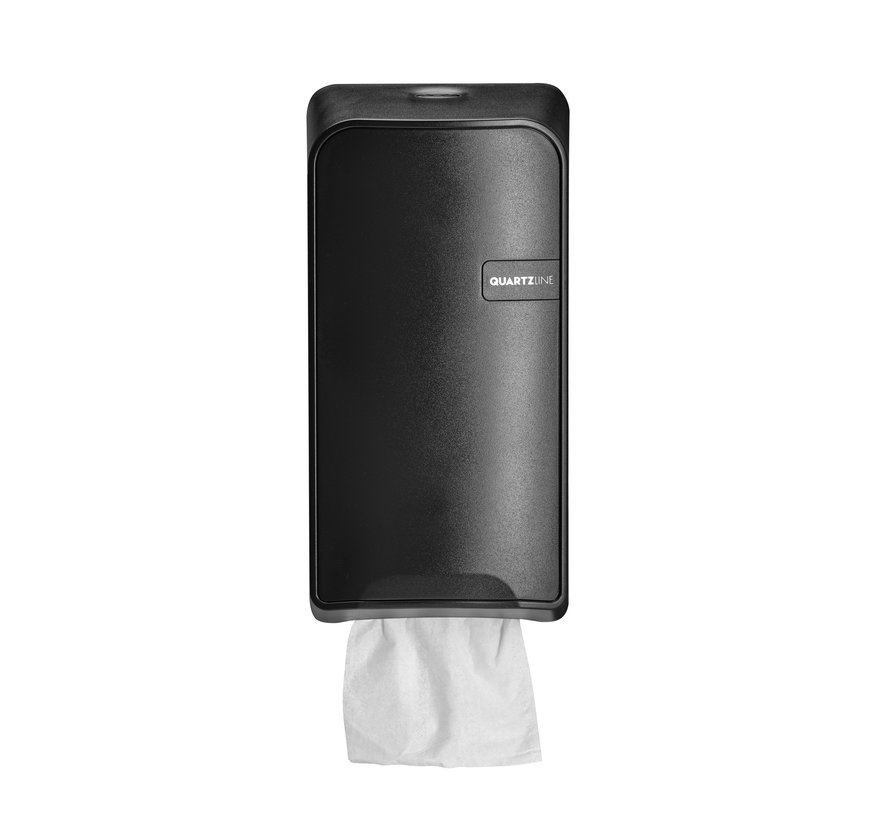 Silver Quartz toiletpapierhouder bulkpack