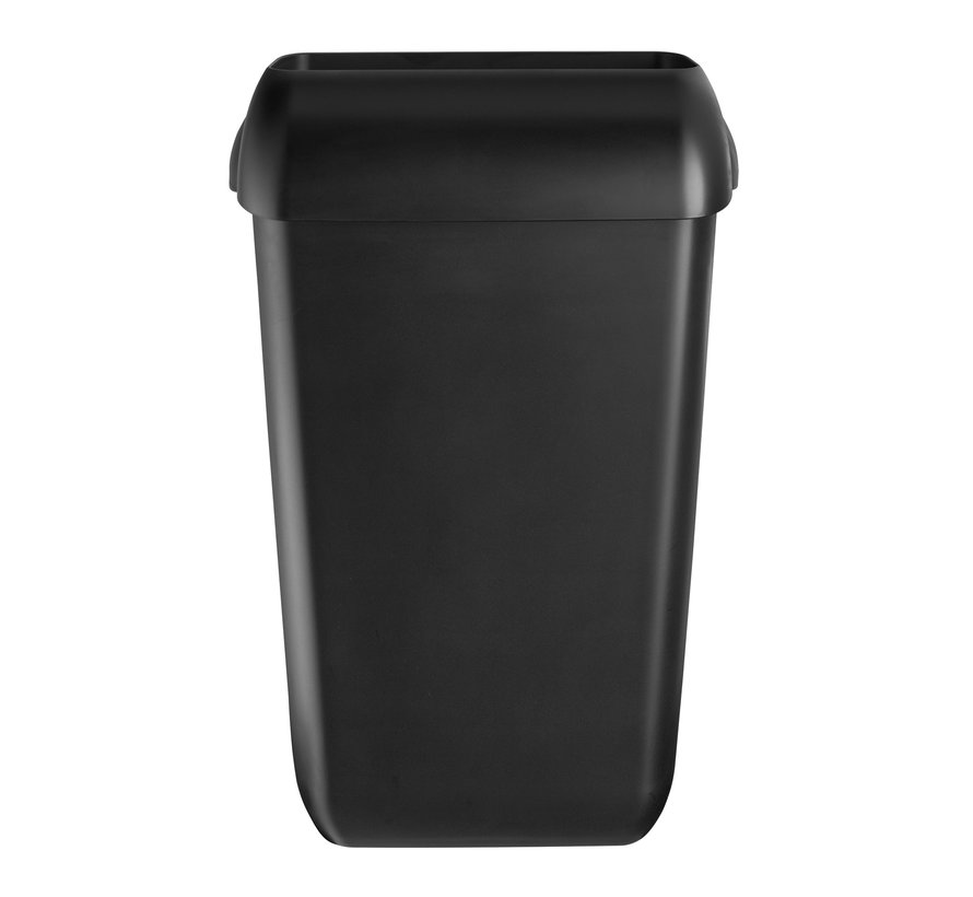 Waste bin open 23 liters
