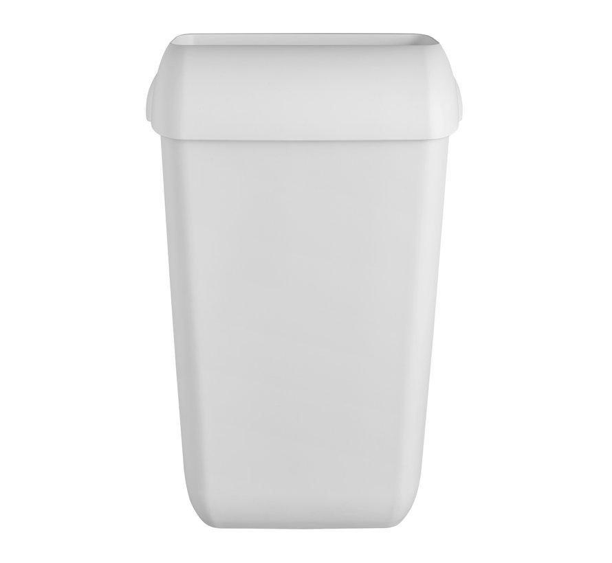 Afvalbak open 23 liter