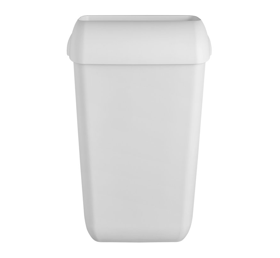 Poubelle ouverte 23 litres