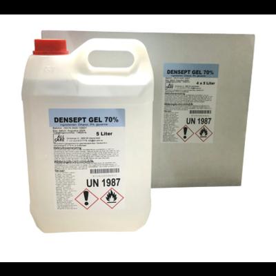 HS Alcoholgel 5 liter can