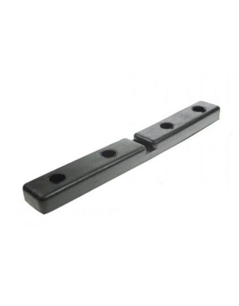 Black Snubber Block 305 x 38 x 19mm | Fieldfare Trailer Centre