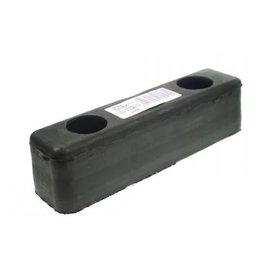 Black Buffer 200 x 50 x 50mm
