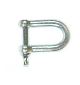 6mm D Shackle with Screw Pin