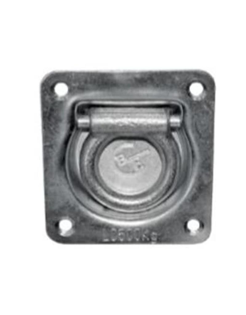 Commercial Body Fittings Recessed Trailer Lashing Ring AROP410 | Fieldfare Trailer Centre