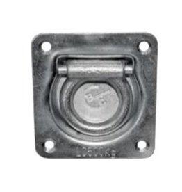 Recessed Trailer Spring Loaded Lashing Ring AROP410/SPR
