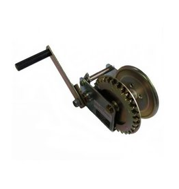 Line 1 Trailer Cable Winch 1000lb 450kg
