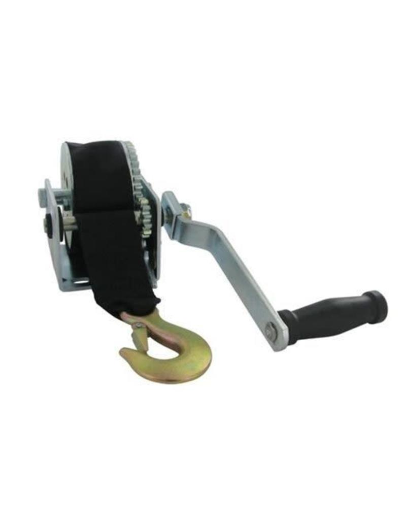 Trailer Strap Winch 800lb 360kg | Fieldfare Trailer Centre