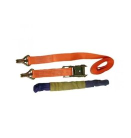 4m Ratchet Strap with Claw Hooks AND Soft Link
