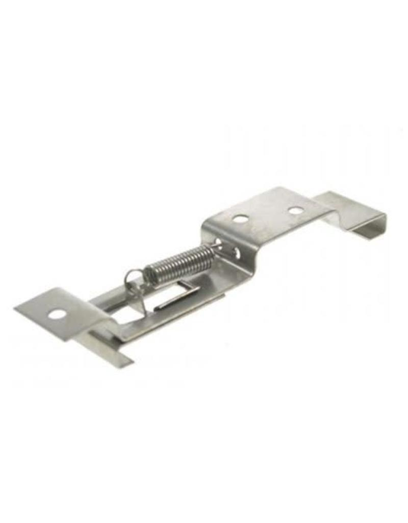 Stainless Steel Number Plate Clamp | Fieldfare Trailer Centre
