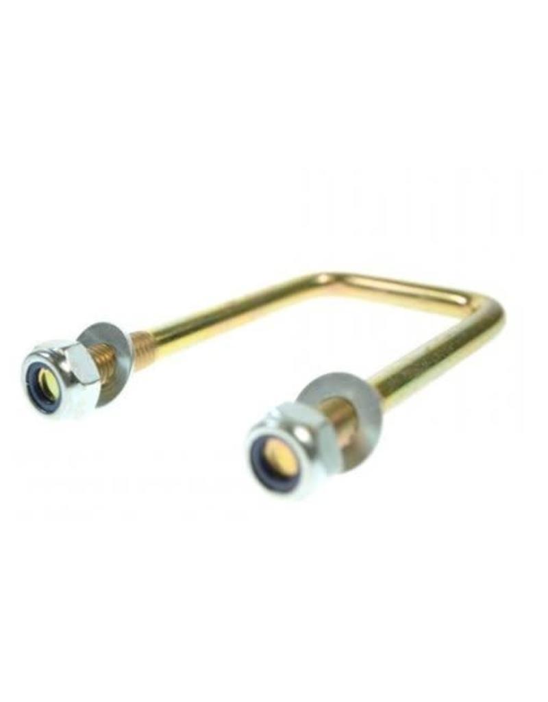 50 x 76mm High Tensile U Bolt including Nuts | Fieldfare Trailer Centre