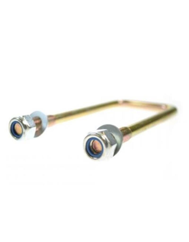 70 x 76mm High Tensile U Bolt including Nuts | Fieldfare Trailer Centre