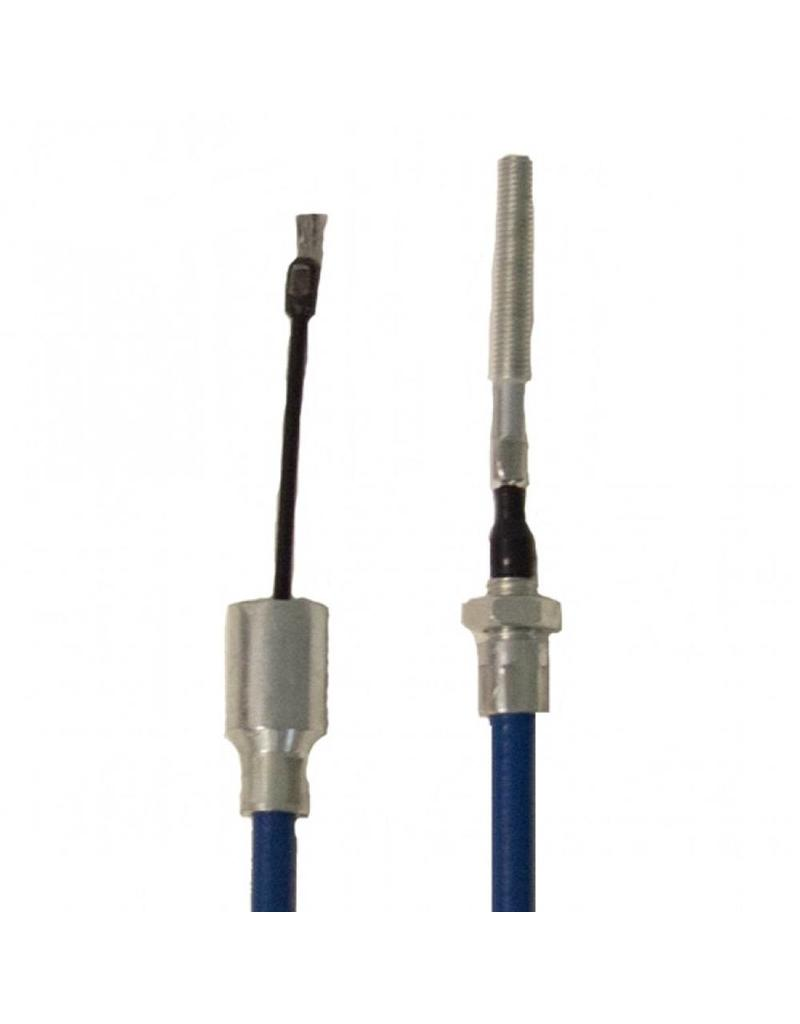 Detachable Bowden Brake Cable 830mm outer | Fieldfare Trailer Centre