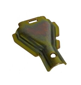 Alko Trailer Brake Cover Half Shell Plate