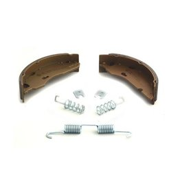 Alko Style 160mm x 35mm Brake Shoe Axle Set