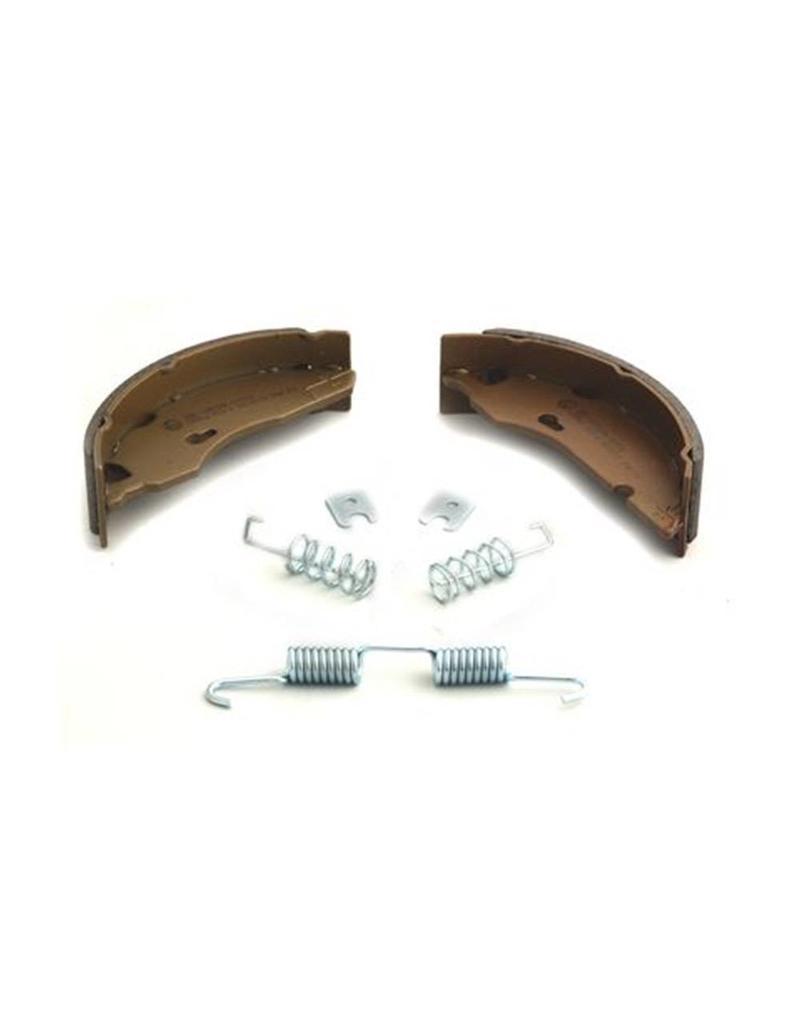Alko Style 160mm x 35mm Brake Shoe Axle Set | Fieldfare Trailer Centre