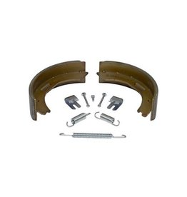 BPW 200mm x 50mm Brake Shoe Axle Set