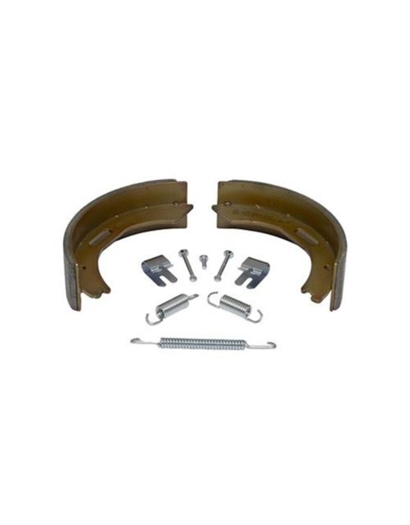 BPW Style 200mm x 50mm Brake Shoe Axle Set | Fieldfare Trailer Centre