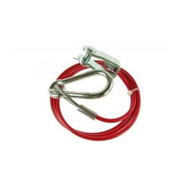 Maypole Trailer Breakaway Cable 1m Clevis